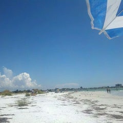 Photo taken at Ted Sperling Park at South Lido Beach by William S. on 9/11/2011