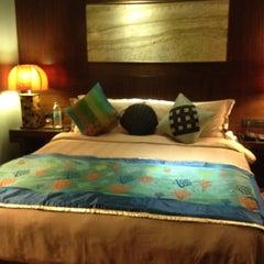 Photo taken at Justa Residence by En Hui Y. on 7/27/2012