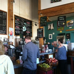 Photo taken at Tanner's Coffee Co by Mallory A. on 4/14/2012