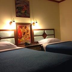 Photo taken at Thai Hotel Krabi by Piphat C. on 4/22/2012