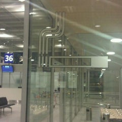Photo taken at Gate 36 by Pekka V. on 3/2/2011