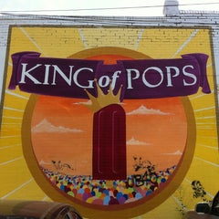 Photo taken at King of Pops by Brandon R. on 5/24/2011
