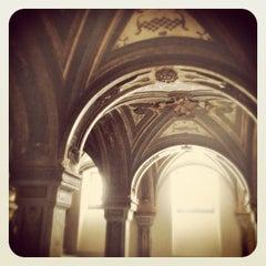 Photo taken at Basilica di San Nicola by Denis G. on 9/11/2012