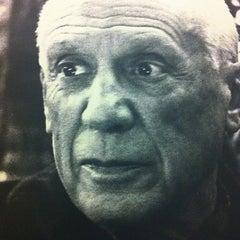 Photo taken at Fundación Picasso - Museo Casa Natal by Marivi R. on 2/9/2011