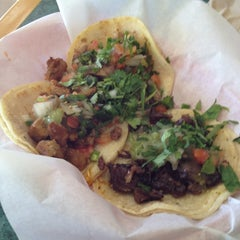 Photo taken at Festival Tacos by Stacey S. on 1/3/2012