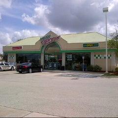 Photo taken at Hess Gas Station by Erik on 3/20/2012