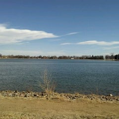Photo taken at Prospect Lake by Ike H. on 3/13/2012