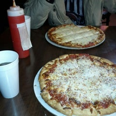 Photo taken at Bacci's Pizza by Chad C. on 12/28/2011