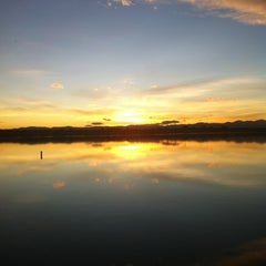 Photo taken at Cherry Creek State Park by Sandy L. on 11/23/2011