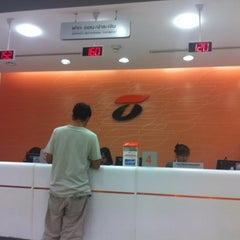Photo taken at ธนาคารธนชาต (Thanachart Bank) by Ana K. on 5/3/2012