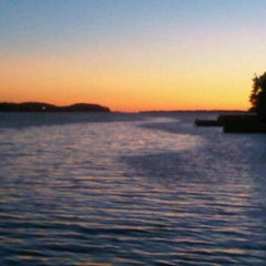 Photo taken at St. Lawrence River by Scott H. on 9/11/2011
