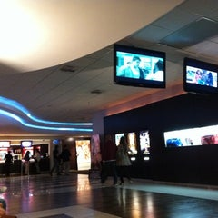 Photo taken at GNC Cinemas by Rodrigo C. on 9/24/2011