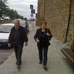 Photo taken at Osteria La Pecora Nera by Vincent E. on 5/20/2012