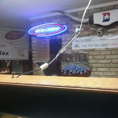Photo taken at Burger Tex by Matthew A. on 9/10/2012