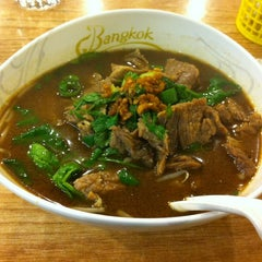Photo taken at Bangkok Noodles by Nozomu I. on 3/6/2012