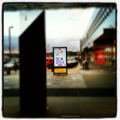 Photo taken at Futura Park by Tobiasz on 7/19/2012