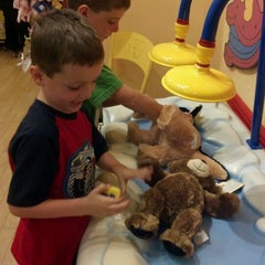 Photo taken at Build-A-Bear Workshop by Trish C. on 5/28/2012