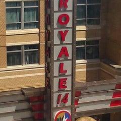 Photo taken at Regal Cinemas Hyattsville Royale 14 by Karen A. on 5/19/2012