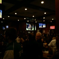 Photo taken at Champps Americana by Ryan M. on 3/3/2012