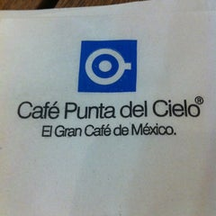 Photo taken at Café Punta del Cielo by Marcos on 8/29/2012