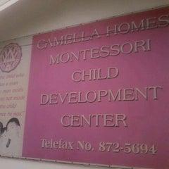 Photo taken at Camella Homes Montessori Child Development Center by Angel D. on 3/7/2012