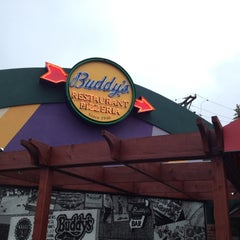 Photo taken at Buddy's Pizza by Mike M. on 6/1/2012