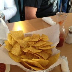 Photo taken at El Nopalito Mexican Restaurant by Denise B. on 7/21/2012