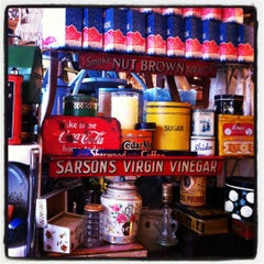 Photo taken at Abbot Kinney Flea Market by Fab B. on 8/17/2012