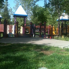 Photo taken at Kemp Park by JESSICA on 4/29/2012