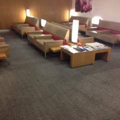 Photo taken at Air France Lounge by Stephane on 8/24/2012