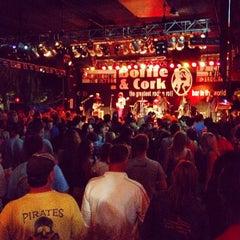 Photo taken at Bottle & Cork by Larry M. on 7/21/2012