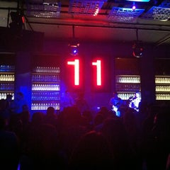 Photo taken at Eleven Club by Alexandre O. on 7/22/2012