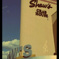 Photo taken at Shaw's Crab House by Matt B. on 6/21/2012