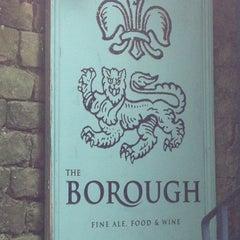 Photo taken at The Borough by Alex M. on 7/21/2012