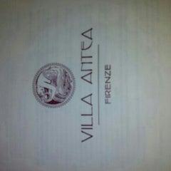 Photo taken at Relais Villa Antea by Galaxi A. on 8/19/2012