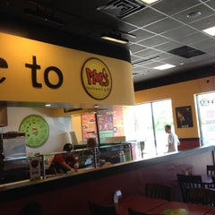 Photo taken at Moe's Southwest Grill by Edward C. on 5/19/2012