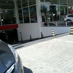 Photo taken at Honda Daitan by Fabio B. on 4/17/2012