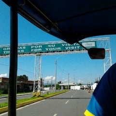 Photo taken at Aeropuerto Comandante FAP Guillermo del Castillo Paredes (TPP) by Angel R. on 7/12/2012