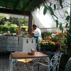 Photo taken at Café Botânica by Paula D. on 7/9/2012