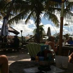 Photo taken at Cruzan Rum Bar by Lior Y. on 4/8/2012