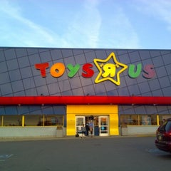 """Photo taken at Toys""""R""""Us by Marvin J. on 3/30/2012"""