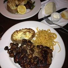 Photo taken at The Keg Steakhouse & Bar by Davide M. on 3/5/2012