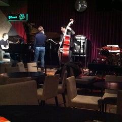 Photo taken at Istanbul Jazz Center by Aytek S. on 2/10/2012