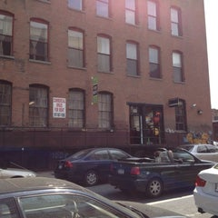 Photo taken at Brooklyn Denim Company by Petar M. on 4/15/2012