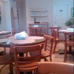 Photo taken at Thyme Café by David S. on 10/6/2011