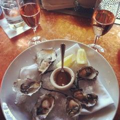 Photo taken at Absinthe Brasserie & Bar by Michele F. on 2/5/2012