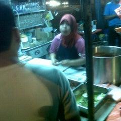 Photo taken at Nasi Lemak Zan by firafis f. on 7/12/2012