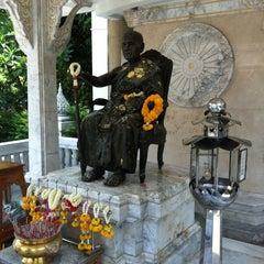 Photo taken at วัดชลประทานรังสฤษฎ์ (Wat Chonprathan Rangsarit) by TAo T. on 4/15/2012