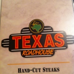 Photo taken at Texas Roadhouse by Mike S. on 3/26/2011