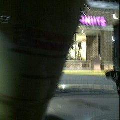 Photo taken at Dunkin Donuts by Lisa on 12/17/2011